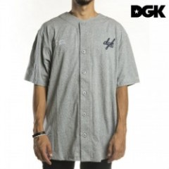 DGK(ディージーケー) Stick Ball BaseBall Jersey