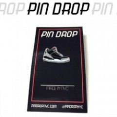 PIN DROP NYC CEMENT