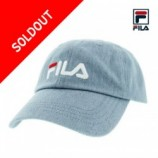 FILA(フィラ) LINEAR LOGO LOW CAP