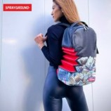 SPRAYGROUND(スプレイグラウンド) Money Bite BackPack