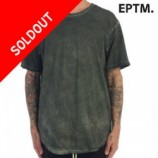 EPTM (エピトミ) OIL WASHED TEE