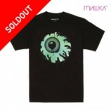 MISHKA (ミシカ) OVERSPRAY KEEP WATCH SS TEE