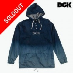 DGK(ディージーケー) HARBOR HOODED Woven