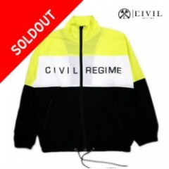 CIVIL RECIME (シヴィル・レジーム)Energy Techno Jacket