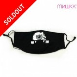 MISHKA (ミシカ) PEEPING KEEP WACTH MASK