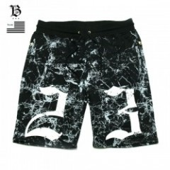 Blowonesmind(ビー・オー・エム)23 ENIGMA SWEAT SHORTS Black