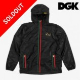 DGK(ディージーケー) LUX HOODED WINDBREAKER