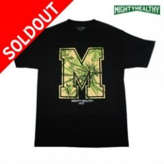 MIGHTY HEALTHY M Leaf Tee (マイティヘルシー)