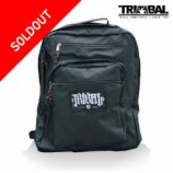 TRIBAL STREET WEAR(トライバル) BLACK BACKPACK