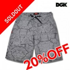 DGK ディージーケー CONCRETE GROWN CHINO SHORTS
