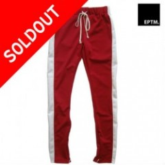 EPTM (エピトミ) TECHNO TRACK PANTS red