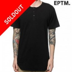 EPTM (エピトミ) COTTON HENLEY TEE