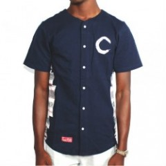 Crooks&Castles  Lost Tribe BaseBall Jersey