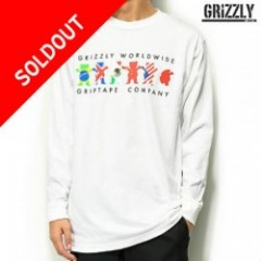 GRIZZLY(グリズリー)WorldwideTribe LS Tee