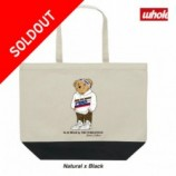 THE WHOLE NINE(ザホールナイン)SLAY BEAR Fendi Tote Bag