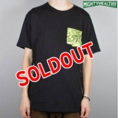 MIGHTY HEALTHY Leaf Pocket Tee (マイティヘルシー)
