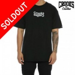 CROOKS&CASTLES(クルックス&キャッスルズ)NTFW Crooks SS Tee