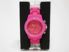 NESTA BRAND WRIST WATCH pnk