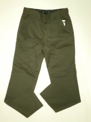 THRASHER CHINO PANTS-CHARCOAL