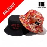 FBI (エフビーアイ) Hokusai riversible HAt
