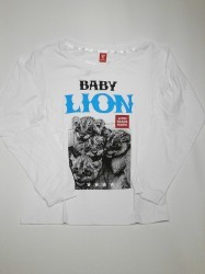 "NESTA BRAND ""BABY LION"" Lady'S L/S Tee"