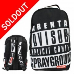 SPRAYGROUND スプレーグラウンド ADVISORY BACKPACK