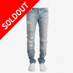 DOPE (ドープ) ROOTS IS STRONG Denim Jeans