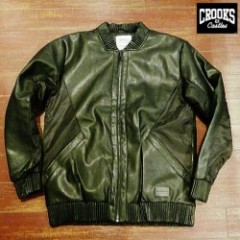Crooks&Castles (クルックス&キャッスルズ)Maximos Jacket