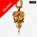 DGK(ディージーケー) REPTILE PENDANT NECKLACE
