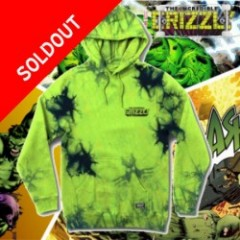 GRIZZLY(グリズリー) HULK ELECTRIC PULLOVER HOODIE