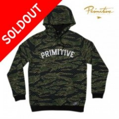 Primitive(プリミティブ)UNITE PULLOVER HOODIE