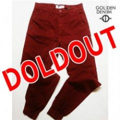 GOLDEN DENIM The Marathon PANTS Ginda