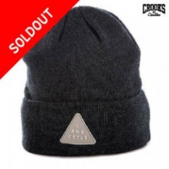 CROOKS&CASTLES(クルックス&キャッスルズ)Stack Beanie