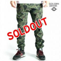 GOLDEN DENIM The Marathon PANTS CamoDot