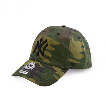 Yankees Camo Unwashed '47 CLEAN UP